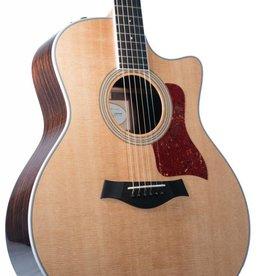 Taylor Taylor 416ce Grand Symphony Acoustic Guitar w/ ES2