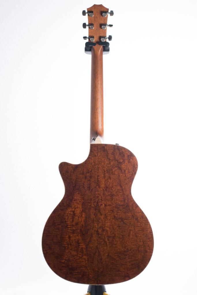 Taylor Taylor Custom GA w/ Venetian Cutaway, Figured Mahogany