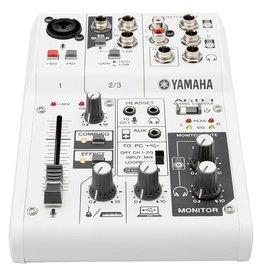 Yamaha Yamaha AG03 3-Channel Mixer/USB Interface
