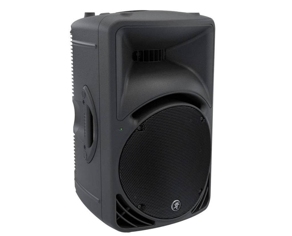 "Mackie Mackie 12"" SRM450 1000w High-Definition Portable Powered Speaker"