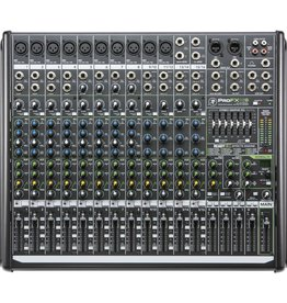 Mackie Makie ProFX16v2 16-Channel 4-Bus Effects Mixer w/ USB