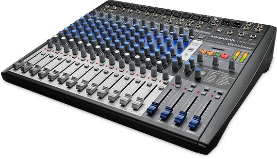 PreSonus StudioLive AR16 Mixer