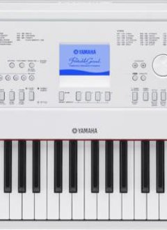Yamaha Yamaha DGX660WH Digital Piano, White