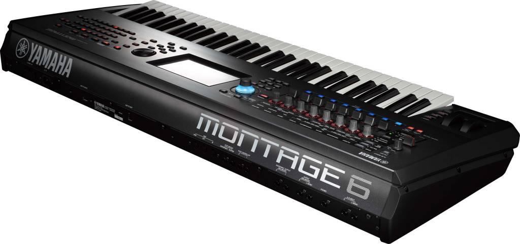 Yamaha Yamaha Montage 6