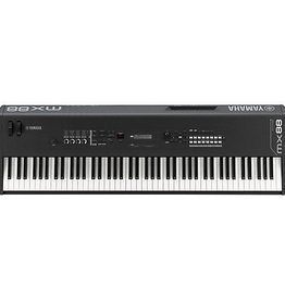 Yamaha Yamaha MX88BK 88key Music Production Synthesizer