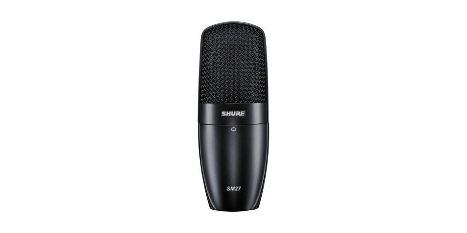 Shure Shure SM27 Multi-Purpose Mic