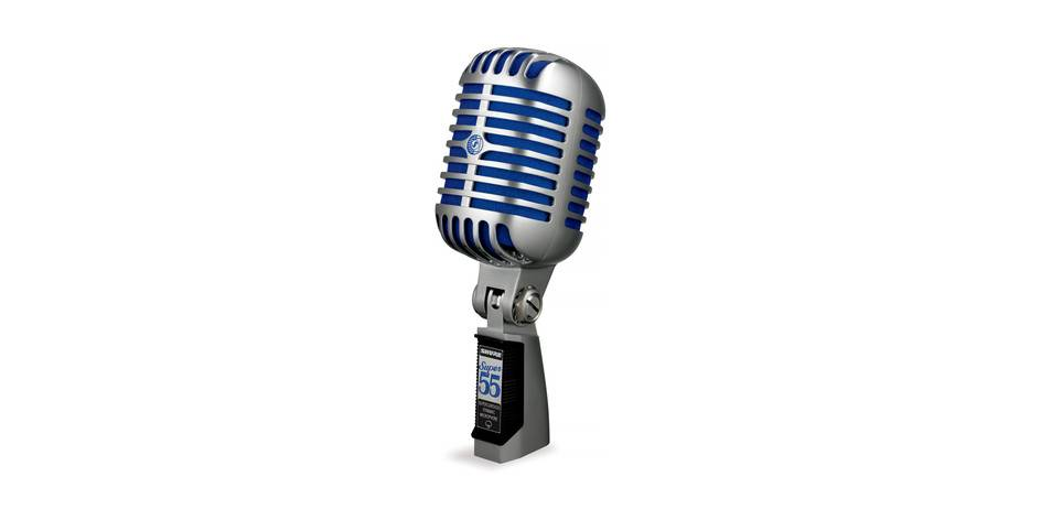 Shure Shure Super 55 Vocal Microphone