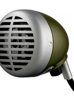 Shure Shure 520DX Green Bullet Microphone