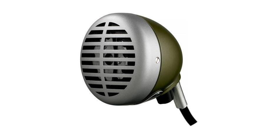 Shure Shure 520DX Green Bullet Microphone