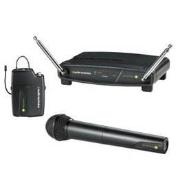 Audio Technica Audio Technica ATW-1102 Dynamic Handheld Microphone System