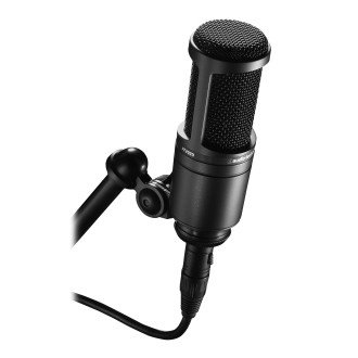 Audio Technica Audio-Technica AT2020 Condenser Mic