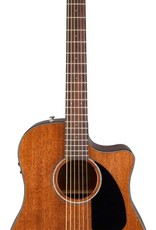 Fender Fender CD-60CE All Mahogany Acoustic/Electric, Natural With Case