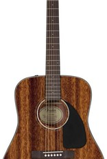 Fender Fender CD-60 All Mahogany Acoustic, Natural With Case