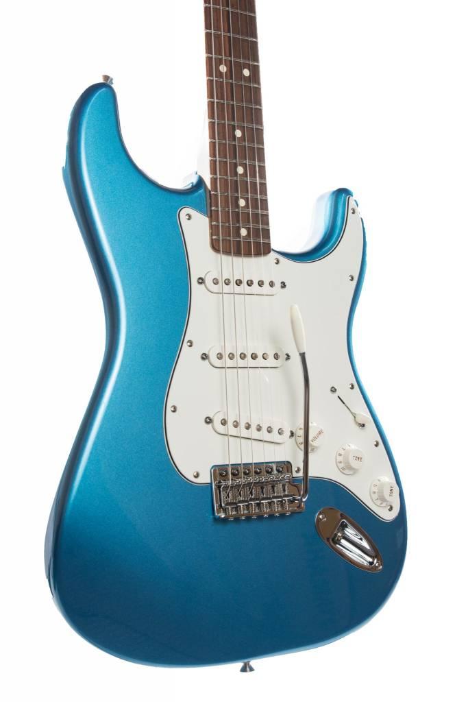 Fender Fender Standard Stratocaster®, Rosewood Fingerboard, Lake Placid Blue