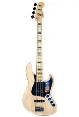 Fender Fender American Elite Jazz Bass® V Ash, Maple Fingerboard, Natural