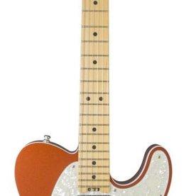 Fender American Elite Telecaster®, Maple Fingerboard, Autumn Blaze Metallic