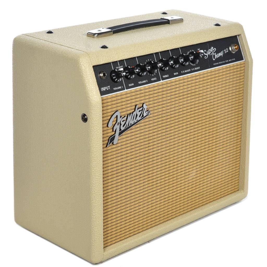 Fender Fender Super Champ X2, Blonde G10