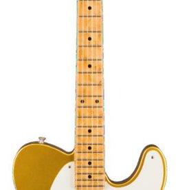 Fender Fender Postmodern Telecaster® - Maple Fingerboard - Lush Closet Classic, Frost Gold
