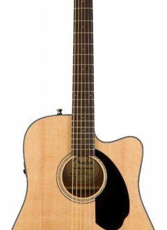 Fender CD-60SCE-12, Natural