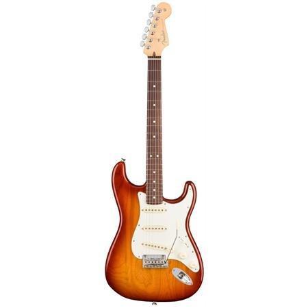 American Pro Stratocaster®, Rosewood Fingerboard, Sienna Sunburst