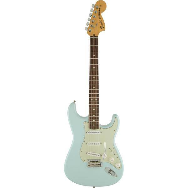 Fender Fender American Special Stratocaster®, Rosewood Fingerboard, Sonic Blue