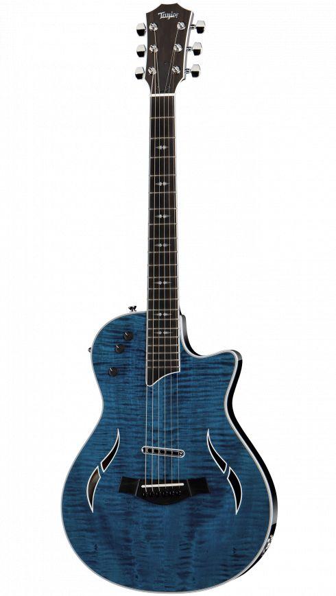 Taylor Taylor T5z Pro Guitar - Pacific Blue