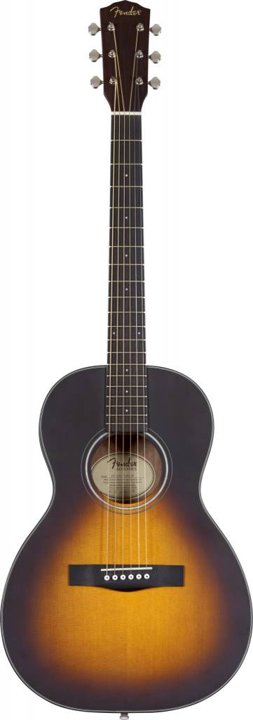 Fender Fender CP-100 Parlor, Sunburst