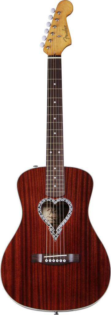Fender Fender Alkaline Trio Malibu™, Natural
