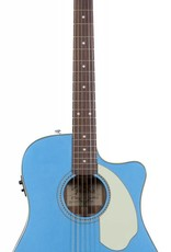 Fender Fender Sonoran™ SCE, Lake Placid Blue with Matching Headstock