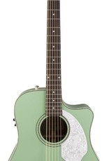 Fender Fender Sonoran™ SCE, Surf Green with Matching Headstock