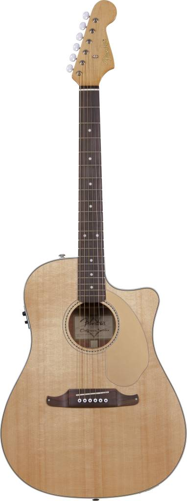 Fender Fender Sonoran™ SCE, Natural with Matching Headstock