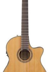 Fender Fender CN-240SCE Thinline Classical, Solid Top