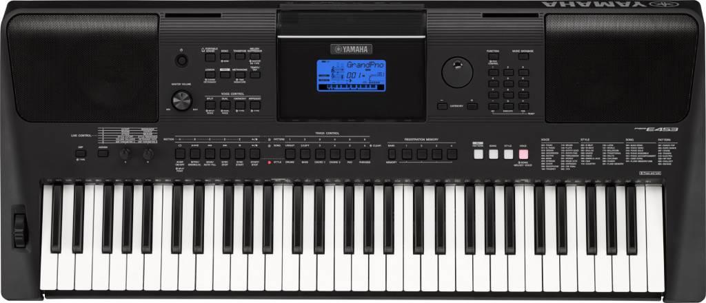 Yamaha Yamaha PSR-E453 Portable Keyboard