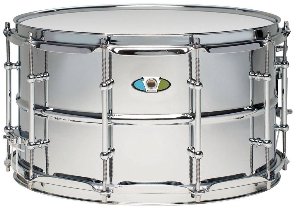 "Ludwig Ludwig 8"" x 14"" Supralite Snare Drum"