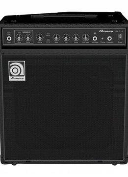 "Ampeg BA-112 75W RMS, Single 12"" Ported, Combo with Scrambler"