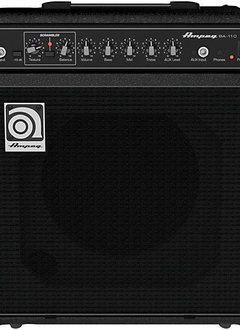 "Ampeg Ampeg BA-110 40W RMS, Single 10"" Combo with Scrambler"
