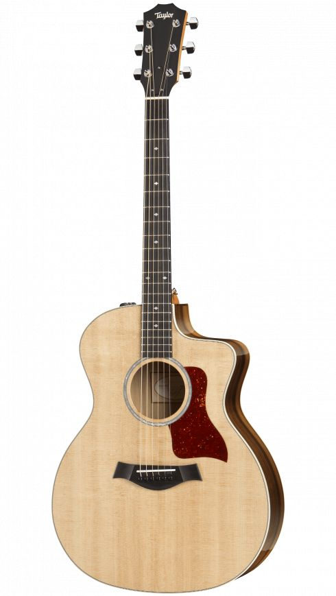 Taylor Taylor 214ce Deluxe w/ ES2 and Case