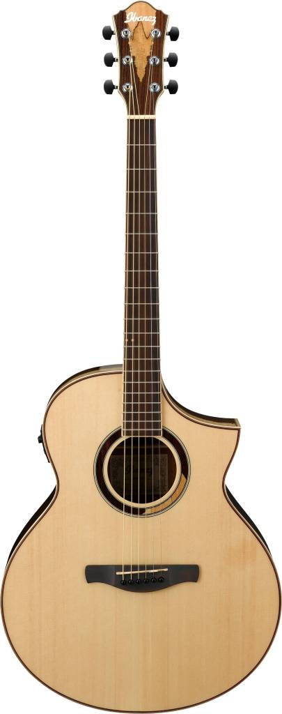 Ibanez Ibanez AEW51NT Acoustic/Electric, Natural High Gloss
