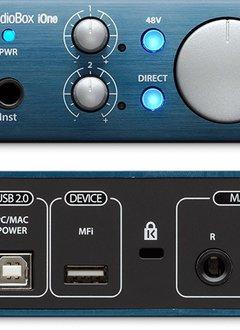 Presonus PreSonus AudioBox iOne USB2.0/iPad Recording Interface
