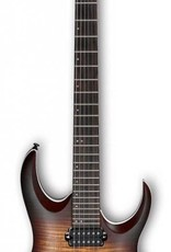 Ibanez Ibanez RGA42 Flame Maple Top/Mahogany Electric Guitar-Dragon Eye Burst Flat