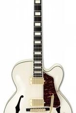 Ibanez Ibanez Artcore Series AF75TDG Hollow-body Guitar - Ivory
