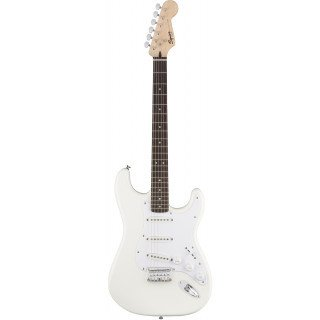 Squier Squier Bullet Stratocaster® Hard Tail, Rosewood Fingerboard, Arctic  White