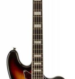 Squier Squier Vintage Modified Bass VI, Rosewood Fingerboard, 3-Color Sunburst