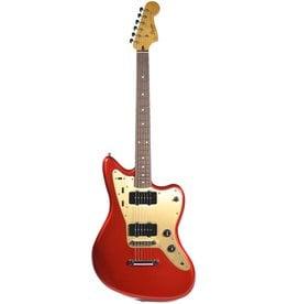 Squier Squier Deluxe Jazzmaster®, Rosewood Fingerboard, Candy Apple Red
