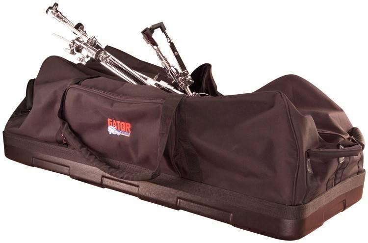 "Gator Cases Gator Drum Hardware Bag 18"" X 46"" w/ Wheels, Reinforced"