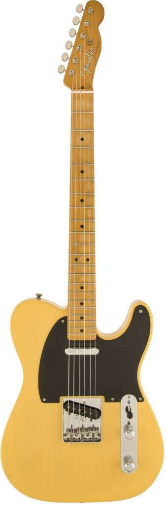 Fender Fender Road Worn® '50s Telecaster®, Maple Fingerboard, Blonde