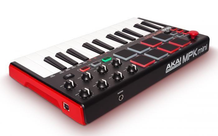 Akai MPK Mini 2 Midi/USB Controller