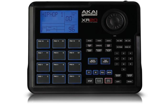Akai Akai XR20 Beat Production Center
