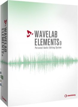 Steinberg WAVELAB 9 Elements