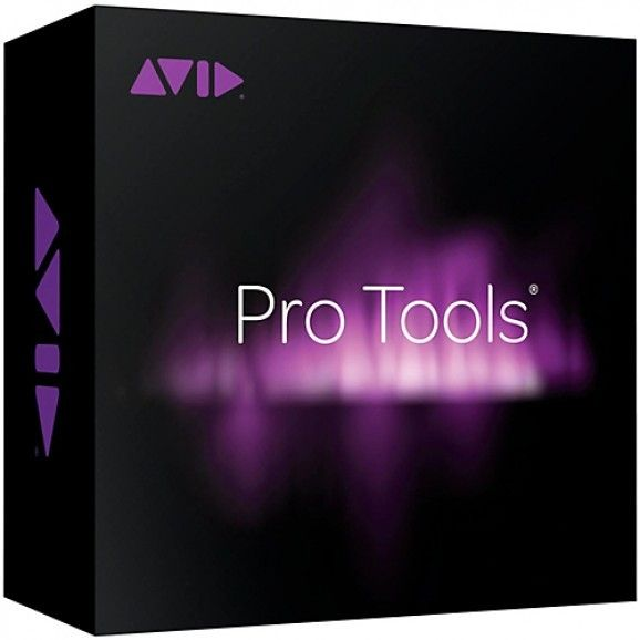 Avid ProTools 12 w/ Upgrades & Support (Educational 12 Months)